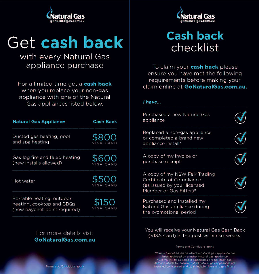 Natural Gas Cash Back 2020 Page 2